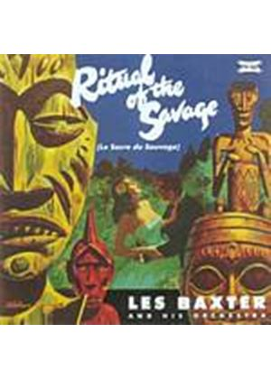 Les Baxter - Ritual Of The Savage/The Passions (Music CD)