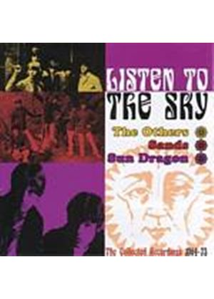 The Others/Sands/Sundragon - Listen To The Sky - Complete Recordings 1964 - 1969 (Music CD)