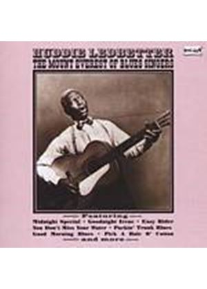 Huddie Ledbetter - The Mount Everest Of Blues Singers (Music CD)