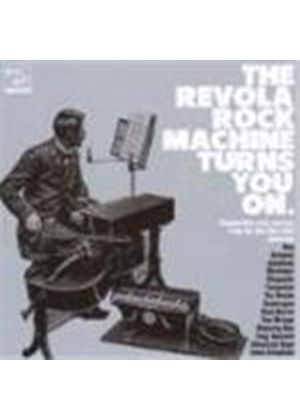 Various Artists - Revola Rock Machine Turns You On (Music CD)