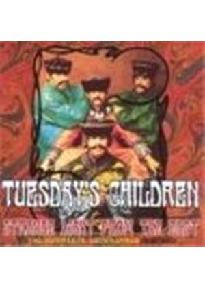 TUESDAY'S CHILDREN - Strange Light From The East (The Complete Recordings 1966-1969)