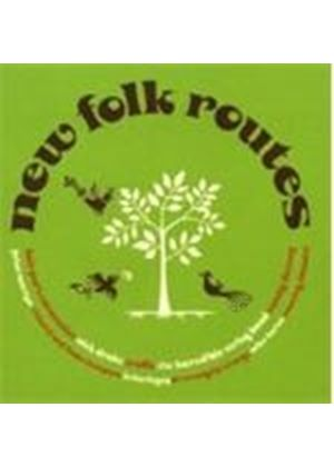 Various Artists - New Folk Routes (Music CD)