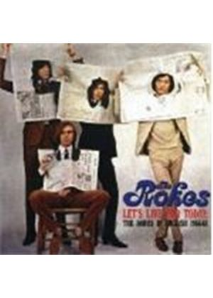The Rokes - Lets Live For Today: The Rokes In English 1966 - 68 (Music CD)