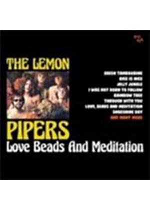 Lemon Pipers - Love Beads And Meditation (Music CD)