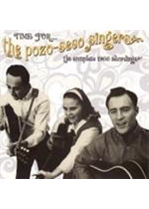 Pozo Seco Singers - Time For... (The Complete 1966 Recordings) (Music CD)