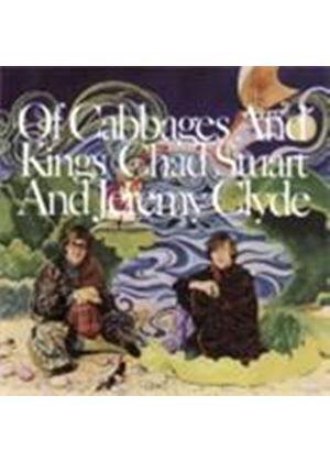 Chad & Jeremy - Of Cabbages And Kings (Music CD)