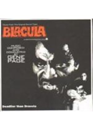 Various Artists - Blacula (Deadlier Than Dracula) (Music CD)