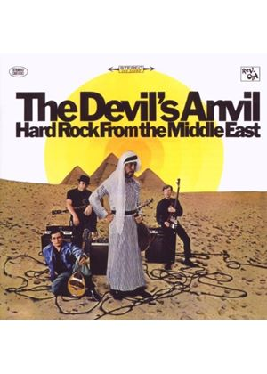 Devil's Anvil (The) - Hard Rock From The Middle East (Music CD)