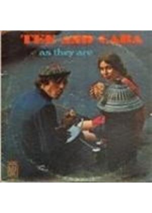 Tee & Cara - As They Are (Music CD)