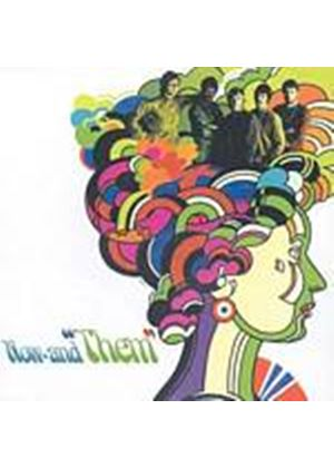 Them - Them And Now (Music CD)