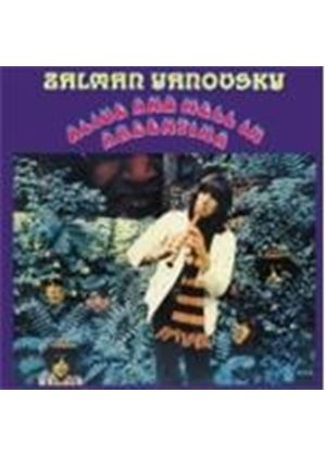 Zalman 'Zally' Yanovsky - Alive And Well In Argentina (Music CD)