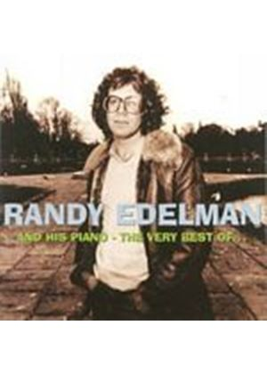 Randy Edelman - Randy Edelman With His Piano - Very Best Of (Music CD)