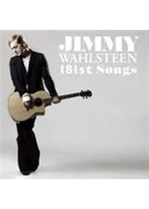 Jimmy Wahlsteen - 181st Songs (Music CD)
