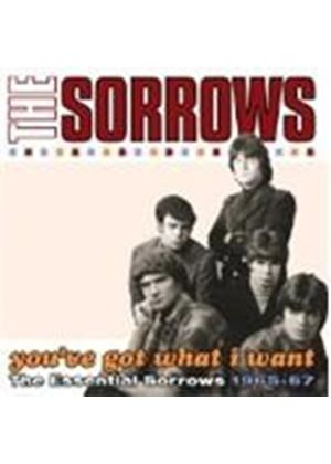 Sorrows (The) - You've Got What I Want (The Essential Sorrows 1965-1967) (Music CD)