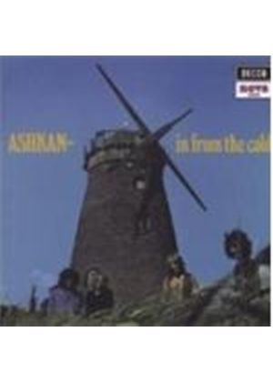 Ashkan - In From The Cold (Music CD)