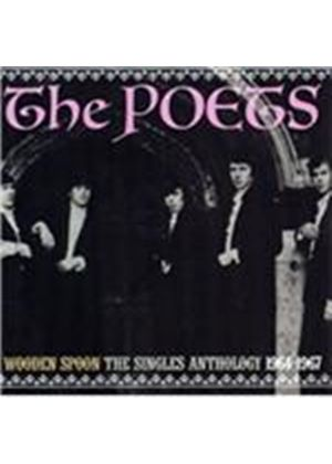 Poets (The) - Wooden Spoon (The Singles Anthology 1964-1967) (Music CD)