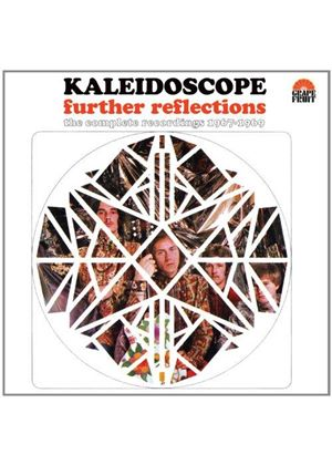 Kaleidoscope - Further Reflections (The Complete Recordings 1967-1969) (Music CD)