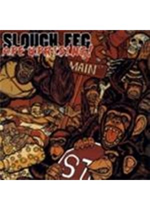 Slough Feg - Ape Uprising (Music CD)
