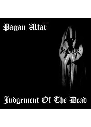 Pagan Altar - Judgement of the Dead (Music CD)