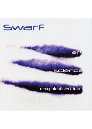 Swarf - ART SCIENCE TECHNOLOGY