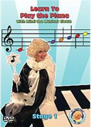 Learn To Play The Piano With Mimi The Musical Clown - Stage 1