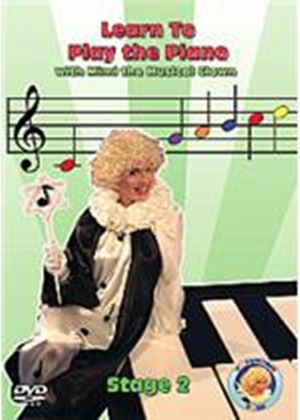 Learn To Play The Piano With Mimi The Musical Clown - Stage 2