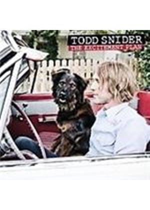 Todd Snider - Excitement Plan, The (Music CD)
