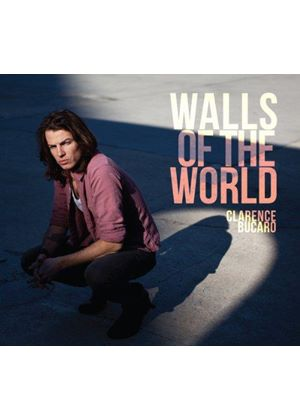 Clarence Bucaro - Walls of the World (Music CD)