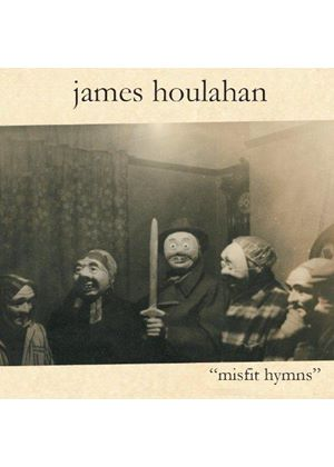 James Houlahan - Misfit Hymes (Music CD)