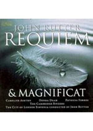 Various Composers - Requiem And Magnificat (City Of London So, Rutter) (Music CD)