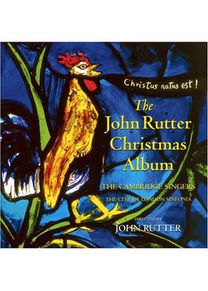 John Rutter - John Rutter Christmas Album (Cambridge Singers) (Music CD)