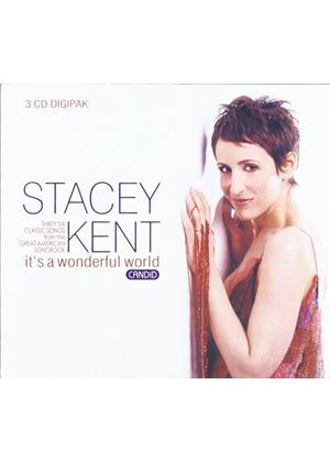 Stacey Kent - It's a Wonderful World (Music CD)