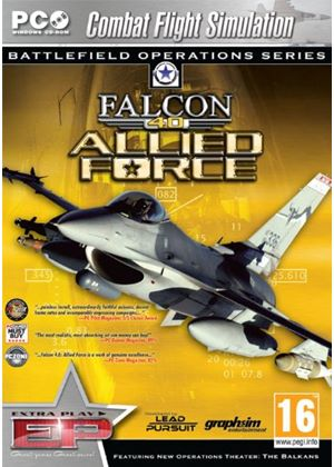 Falcon 4 - Extra Play (DVD-ROM) (PC)
