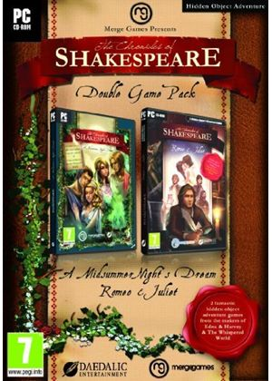 The Chronicles of Shakespeare (Double Game Pack) (PC)