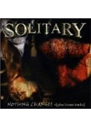 Solitary - Nothing Changes (2004) (Music Cd)