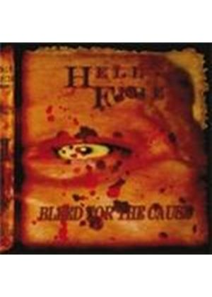 Hellfire - Bleed For The Cause (Music CD)