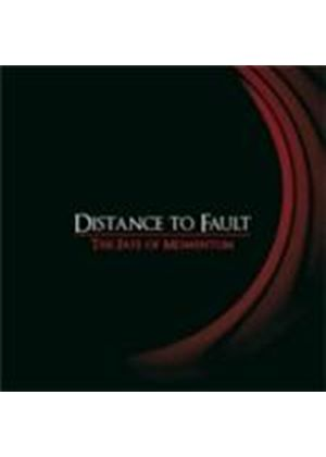 Distance To Fault - Fate Of Momentum, The (Music CD)