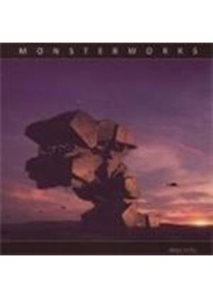 Monsterworks - Singularity (Music CD)
