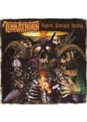 Terrathorn - Acquire Dominate Destroy (Music CD)