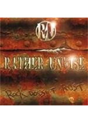 Rather Unwise - Tock Doesn't Rust (Music CD)