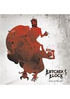 Butcher's Block - Stain Of Thought (Music CD)
