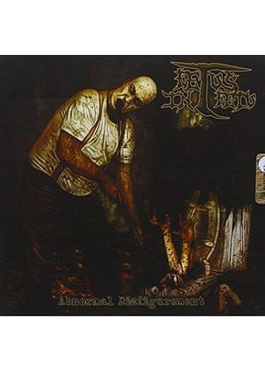 Fetus In Fetu - Abnormal Disfigurement (Music CD)