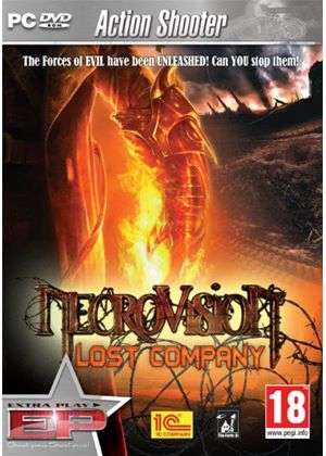 Necro Vision: Lost Company (CD-ROM) (PC)