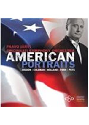 American Portraits (Music CD)