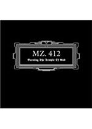 MZ.412 - Burning the Temple of God [Remastered] (Music CD)