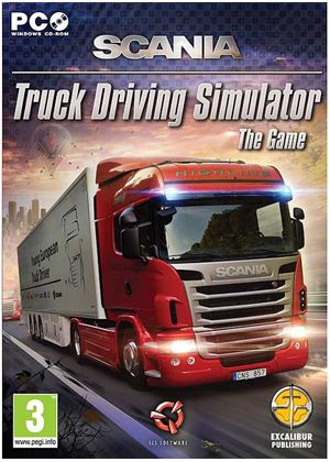 Scania Truck Driver (PC CD) (PC)