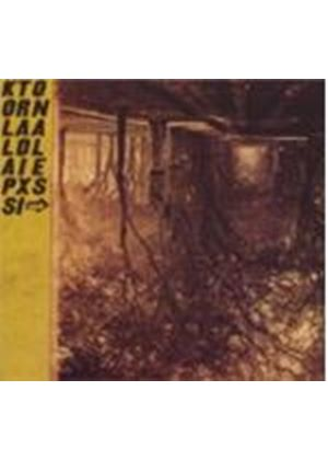 Thee Silver Mt. Zion Orchestra - Kollaps Tradixionales (Music CD)