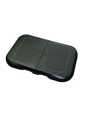 Crown Compact Fitness Balance Board - Black (Wii)