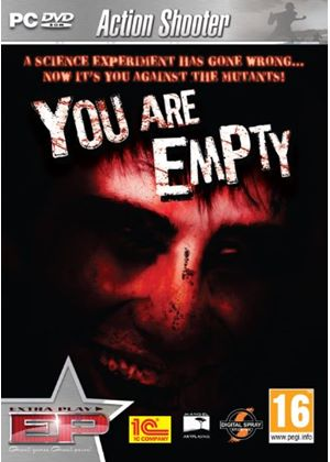You Are Empty (CD-ROM)