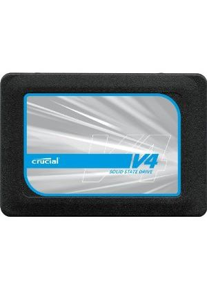 Crucial V4 (64GB) 2.5 inch Solid State Drive 3.0Gb/s SATA (Internal) with Data Transfer Kit